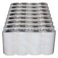 Toilettenpapier weiß Zellstoff 2-lagig Großpaket