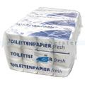 Toilettenpapier Wepa Super Soft hochweiß 3-lagig