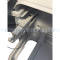 Toilettenpapierhalter Zubehör Wepa Kunststoffklemme links