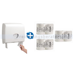 Toilettenpapierspender Aquarius Kimberly Clark Set 12