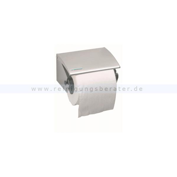 Toilettenpapierspender Toilettenpapierhalter hochwertiger Edelstahl Kleinrollen