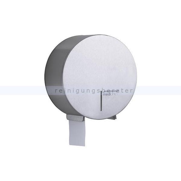 mediclinics toilettenpapierhalter edelstahl geb rstet. Black Bedroom Furniture Sets. Home Design Ideas