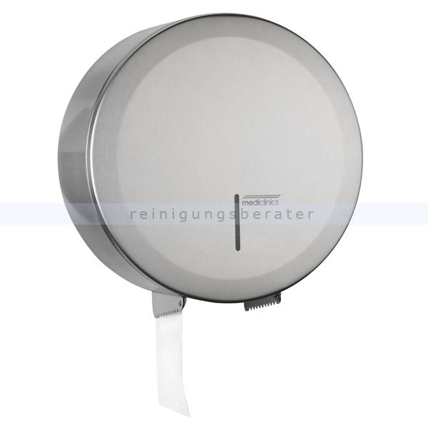 mediclinics toilettenpapierhalter edelstahl geschliffen. Black Bedroom Furniture Sets. Home Design Ideas
