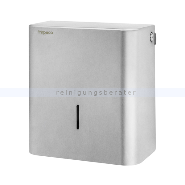 Toilettenpapierspender Impeco Jumbo Prestige Edelstahl