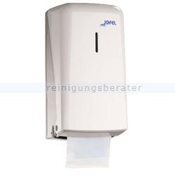 Toilettenpapierspender JM Metzger AZUR weiß