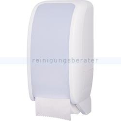 Toilettenpapierspender JM Metzger Cosmos weiß