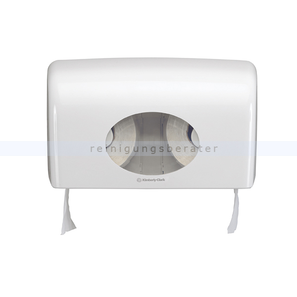 Toilettenpapierspender KC AQUARIUS Toilet Tissue Kleinrolle