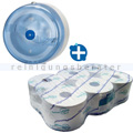 Toilettenpapierspender Lotus SmartOne blau