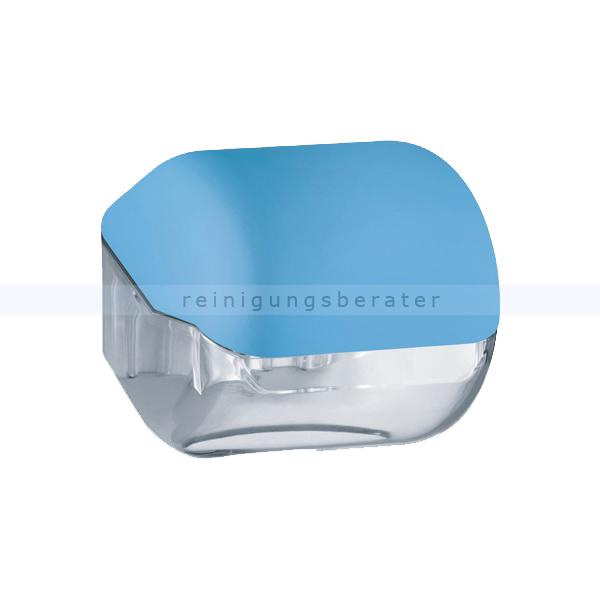 Toilettenpapierspender Mini MP619 Color Edition, blau