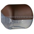 Toilettenpapierspender Mini MP619 Color Edition, braun