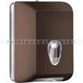 Toilettenpapierspender MP622 Einzelblatt Softtouch, braun