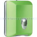 Toilettenpapierspender MP622 Einzelblatt Softtouch, grün