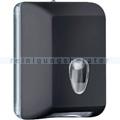 Toilettenpapierspender MP622 Einzelblatt Softtouch, schwarz
