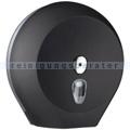 Toilettenpapierspender MP758 Maxi Jumbo, schwarz