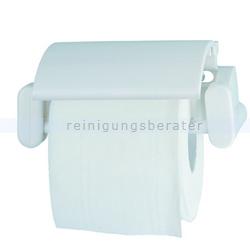 Toilettenpapierspender Orgavente BASICA ABS weiß
