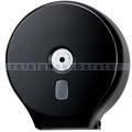 Toilettenpapierspender Orgavente NOIR ABS schwarz 200 m