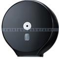 Toilettenpapierspender Orgavente NOIR ABS schwarz 400 m