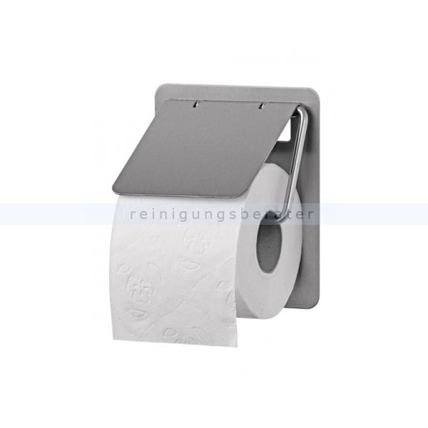 Toilettenpapierspender SanTRAL 1-Rolle Edelstahl