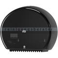 Toilettenpapierspender SCA Tork Mini Jumbo schwarz