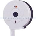 Toilettenpapierspender Simex ABS weiß für 250/300 m