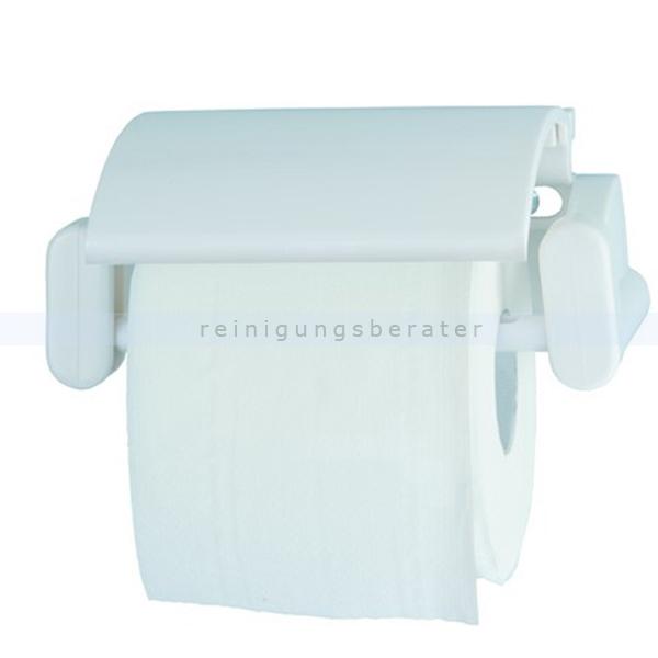 Toilettenpapierspender SIMPLY weiß