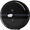 Toilettenpapierspender SmartOne, schwarz