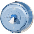 Toilettenpapierspender Tork SmartOne Mini blau