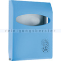 Toilettensitzauflagen Spender MP662 Mini, blau