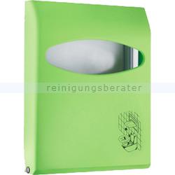 Toilettensitzauflagen Spender MP662 Mini, grün