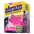 Topfreiniger abrazo Grill & Backofen Power-Pads 2 Stück
