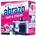 Topfreiniger abrazo Topf & Pfanne Reinigungskissen 12 Stück