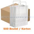 Tragetasche Abena Papierbeutel mit Tragegriff 6 L, Karton