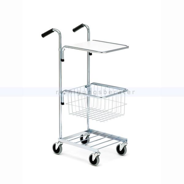 transportwagen miniwagen etage o korb max 50 kg ma e 650x360x1065 mm ebay. Black Bedroom Furniture Sets. Home Design Ideas