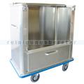 Transportwagen Novocal GTWK22 Transportcontainer Alu 1050 L