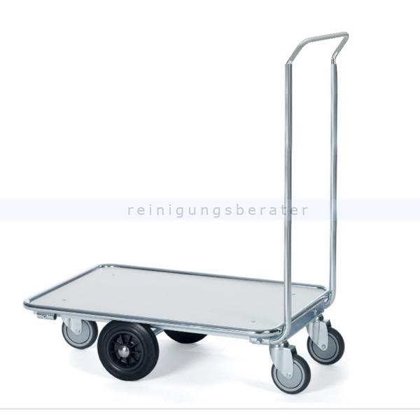 Transportwagen Serie 200, max. 300 kg, 1350x460x950 mm