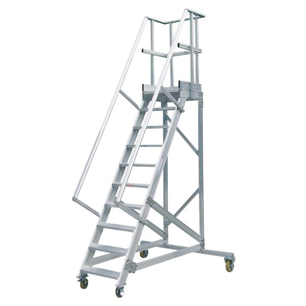 Hymer Stationäre Treppen Ohne Podest Treppenneigung 60° Stufenbreite 1000