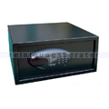 Tresor Simex Black Line Safe Box aus Stahl schwarz