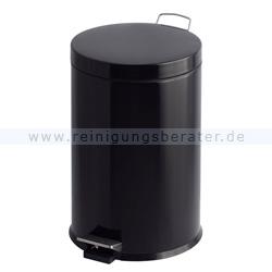 Treteimer 20 L schwarz