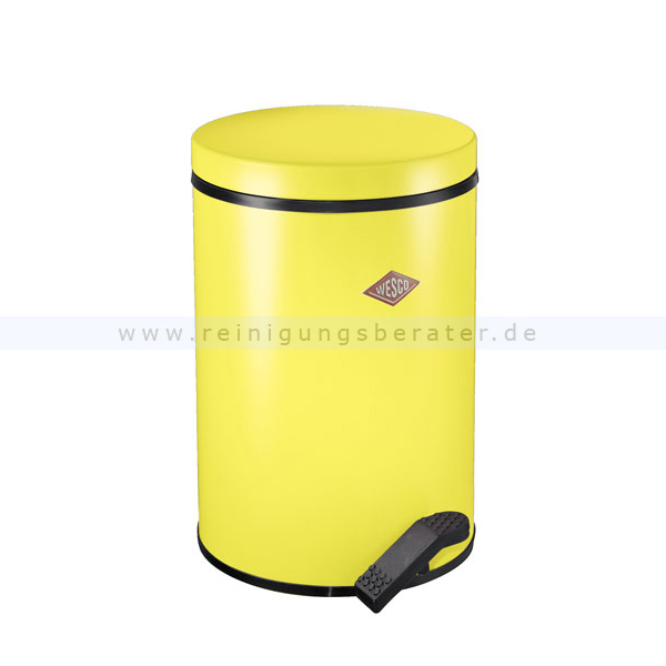 Treteimer Wesco 117 13 L lemonyellow