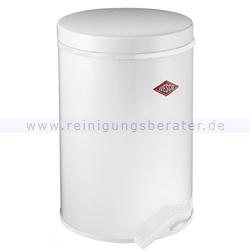 Treteimer Wesco 117 13 L weiß