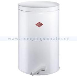 Treteimer Wesco 127/128 25 L weiß