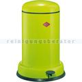 Treteimer Wesco Baseboy 15 L limegreen mit Dämpfer