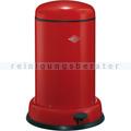 Treteimer Wesco Baseboy 15 L rot mit Dämpfer