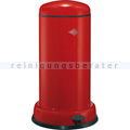 Treteimer Wesco Baseboy 20 L rot mit Dämpfer