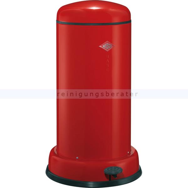 wesco baseboy 20 l rot 134531 02 mit d mpfer. Black Bedroom Furniture Sets. Home Design Ideas
