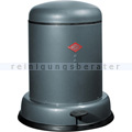 Treteimer Wesco Baseboy 8 L graphit mit Dämpfer