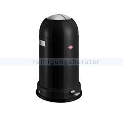 Treteimer Wesco Kickmaster CLASSIC LINE Soft 33 L schwarz