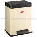 Treteimer Wesco Öko-Sammler 380 1 x 20 L mandel