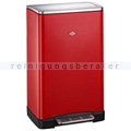 Treteimer Wesco One Boy 40 L rot