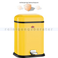 Treteimer Wesco Single Boy 13 L lemonyellow B-WARE